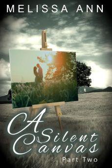A Silent Canvas Part 2 Cover