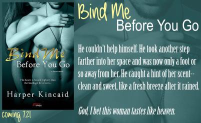 Bind Me Before You Go Teaser 2
