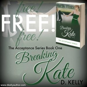 Breaking Kate Sale Graphic