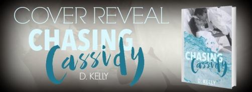 Chasing Cassidy Cover Reveal Banner