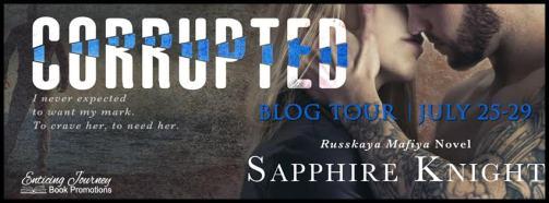 Corrupted Blog Tour Banner
