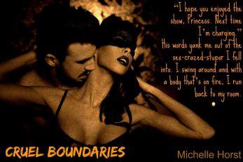 Cruel Boundaries Teaser 4