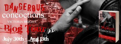Dangerous Concoctions Blog Tour Banner