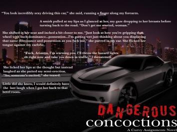 Dangerous Concoctions Teaser 1