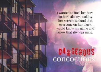 Dangerous Concoctions Teaser 3