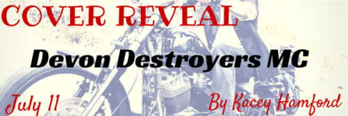 Devon Destroyers MC Cover Reveal Banner