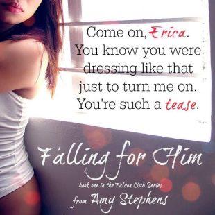 Falling For Him Teaser 1