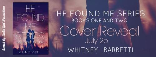 He Found Me Series Cover Reveal Banner