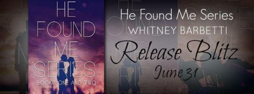 He Found Me Series RB Banner