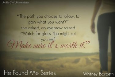 He Found Me Series Teaser 3