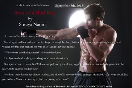 Sins of a Bad Boy Teaser 2