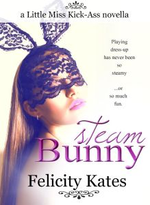 Steam Bunny Cover