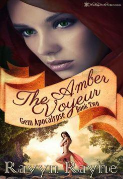 The Amber Voyeur Cover