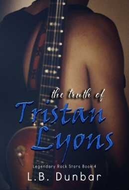 The Truth of Tristan Lyons Cover