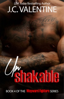 Unshakable Cover