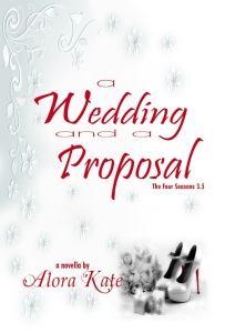 A Wedding and a Proposal Cover