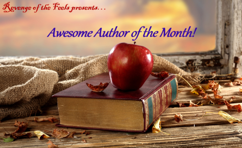 Awesome Author of the Month