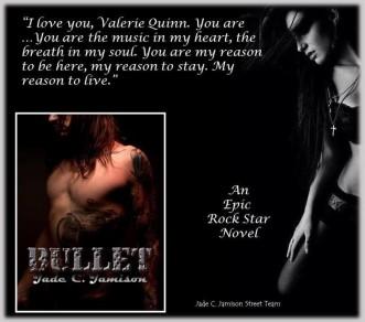 BULLET Teaser 1