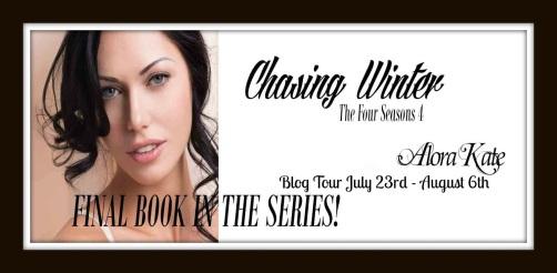 Chasing Winter Blog Tour Banner