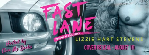 Fast Lane Cover Reveal Banner
