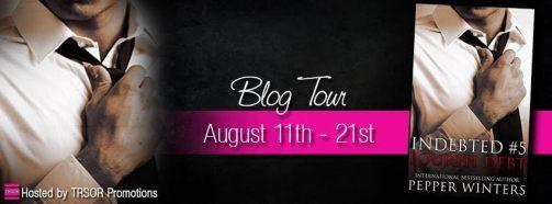 Fourth Debt Blog Tour Banner