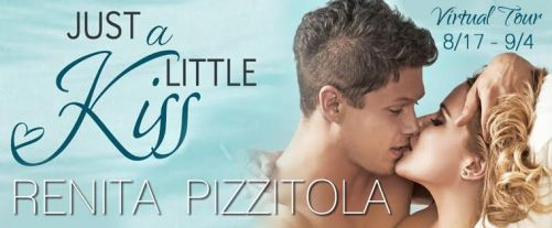 Just a Little Kiss Blog Tour Banner