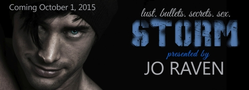 Storm Cover Reveal Banner