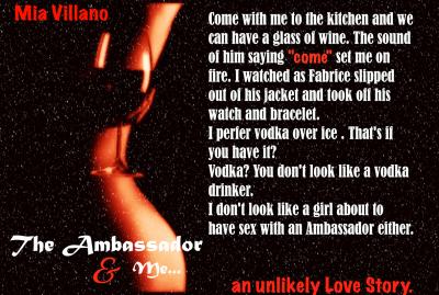 The Ambassador & Me Teaser 1