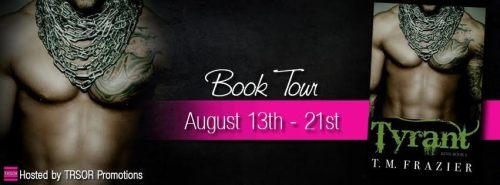 Tyrant Book Tour Banner