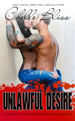 Unlawful Desire Cover