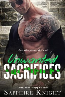 Unwanted Sacrifices Cover