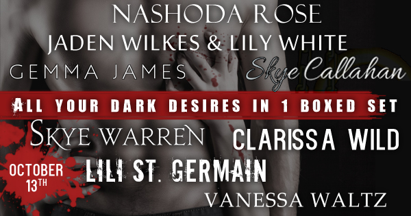 Cover Reveal Dark Amp Dangerous Anthology By Clarissa Wild