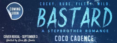 Bastard Cover Reveal Banner
