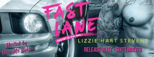 Fast Lane RB Banner