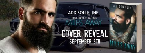 Miles Away Cover Reveal Banner