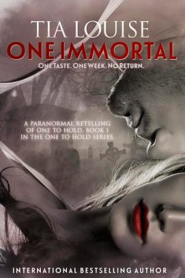 ONE IMMORTAL Cover