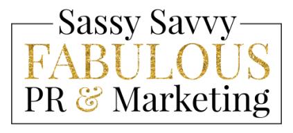 Sassy Savvy Fabulous PR