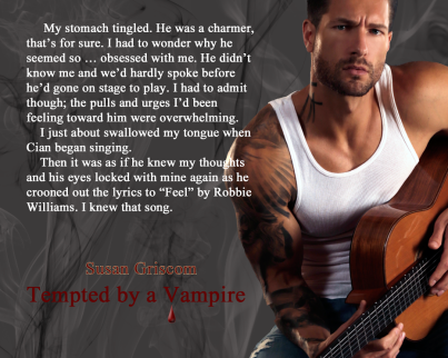 Tempted by a Vampire Teaser 2