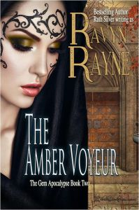 The Amber Voyeur NEW Cover
