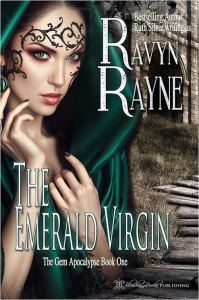 The Emerald Virgin NEW Cover