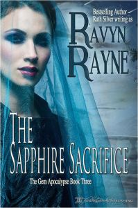 The Sapphire Sacrifice Cover
