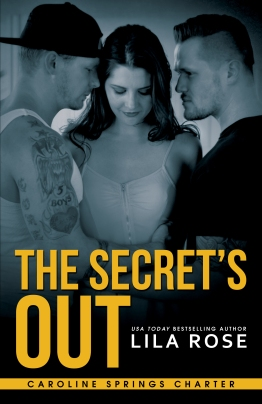 The Secret's Out Cover