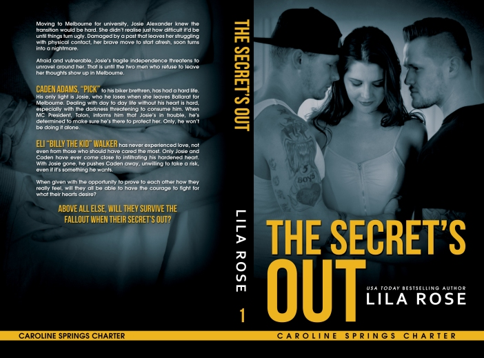The Secret's Out Full Cover