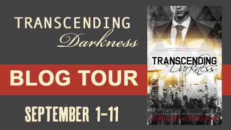 Transcending Darkness Blog Tour Banner