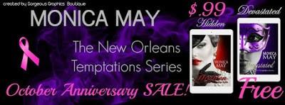 New Orleans Temptation Anniversary Sale Banner