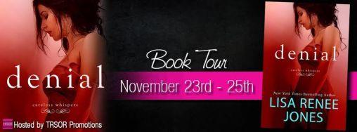 Denial Book Tour Banner