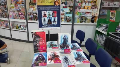 SJMaas Books