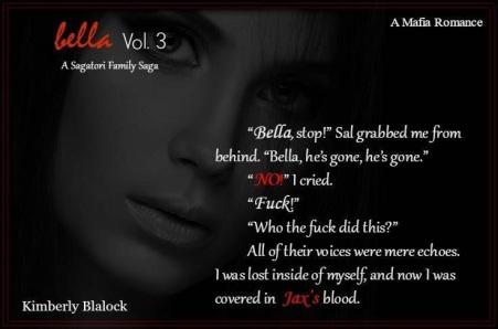 Bella Vol. 3 Teaser 2