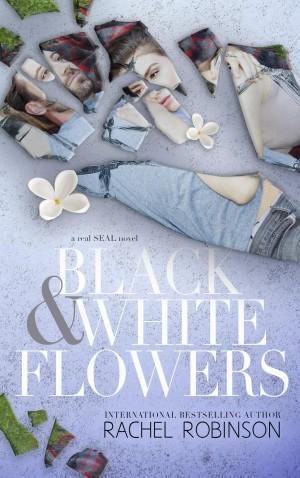 Black & White Flowers Cover