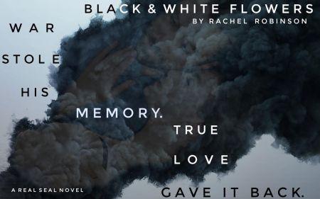 Black & White Flowers Teaser 1